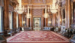 buckingham palace state rooms are open for visitors
