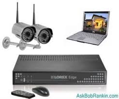 easy home security and surveillance cameras