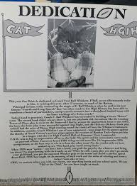 cat high yearbook cat high a yearbook for cats ned hardy ned hardy