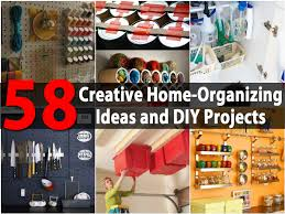top 58 most creative home organizing ideas and diy projects diy