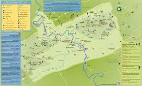 Printable Maps Printable Maps Blue Ridge Mountain Adventures