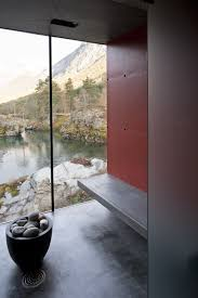 Juvet Landscape Hotel by Juvet Landscape Hotel National Tourist Routes In Norway