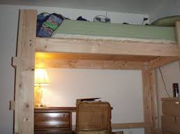 How To Make A Wooden Platform Bed by Loft Beds 11 Steps