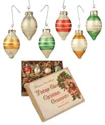 belsnickle antique reproduction glass ornaments