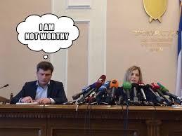 Natalia Poklonskaya Meme - i am not worthy natalia poklonskaya know your meme