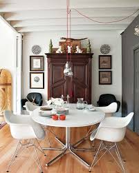 The Modern Mix  Ways To Work Vintage Pieces Into Modern - Vintage modern interior design