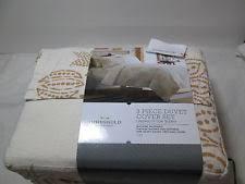 Floral Medallion Duvet Cover Threshold Floral Duvet Covers U0026 Bedding Sets Ebay