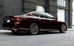 lexus is f sport 2018 2018 lexus ls 500h and ls 500 f sport more is less 2 22