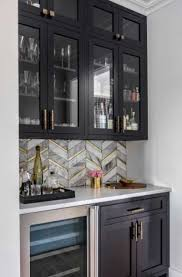 glass kitchen cabinets ideas 23 black kitchen cabinet ideas sebring design build