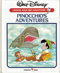 pinocchio u0027s adventures demian u0027s gamebook