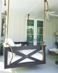 porch swing bed cushions with stand mattress 36552 interior decor