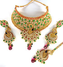 indian bridal jewelry necklace images Indian bridal jewelry export jpg