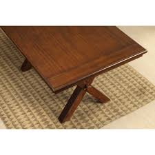 Walmart Patio Furniture In Store - better homes and gardens maddox crossing dining table brown