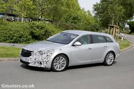 2013 vauxhall insignia sports tourer facelift