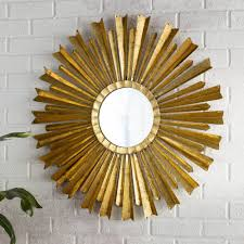 15 best collection of extra large sunburst mirror mirror ideas