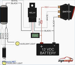 12 volt headlight relay wiring diagrams u2013 pressauto net