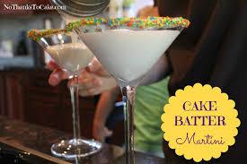 wedding cake martini cocktails with cake vodka no thanks to cake