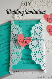 make your own invitations diy wedding invitations with cricut