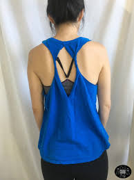 how to cut out the back of a cabinet diy cutout twist tank from t shirt fashion wanderer