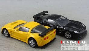 black and yellow corvette 1 64 black yellow diecast chevrolet corvette nm02b054