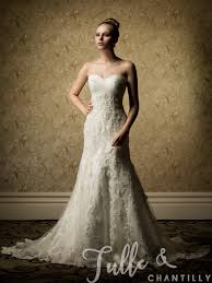 beaded wedding dresses waterfall chic sweetheart lace mermaid beaded wedding gown tbqw030