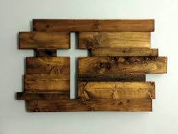 small wood crosses approximately 30x18 each handmade is made to order these