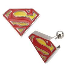 superman earrings 77 best dc comics jewelry images on batman jewelry