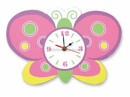 Beautiful Clocks by Kids Room Handmade Square Clock Beautiful Home Decor Ideas