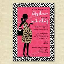 ideas beautifuleetah baby shower invitations leopard print for boy