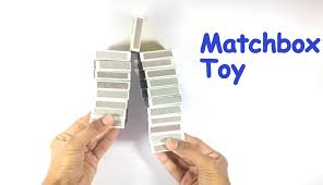 how to make a toy from matchbox make toys at home youtube