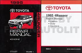 toyota 4runner repair 1995 toyota a c installation manual original corolla celica camry