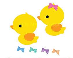 duck template clip art library