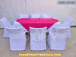 tablecloths and chair covers chair covers partyretanls canopy tents chairs tables jumpers