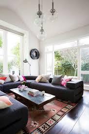 Wohnzimmer Ideen Ecksofa Hervorragend Kleine Wohnzimmer Sofa Ideen Herrlichs Schwarz Deko