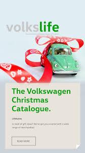 volkswagen christmas homepage volkslife