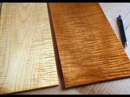tiger maple wood kitchen cabinets how to finish curly maple with tom mclaughlin