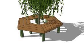Bench Around Tree Plans Tree Bench Plans Free Militariart Com