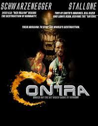 contra movie poster finished by secretagentjonathon on deviantart