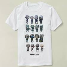 siege i size tom clancy s rainbow six siege s t shirts plus size s 3xl