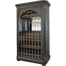 corner bar cabinet black wine cabinets
