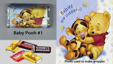 winnie the pooh baby shower favors 15 winnie the pooh baby shower favors magnets ebay