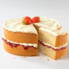 victoria sandwich cake buttercream icing baking mad