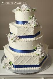wedding cakes royal blue roses a royal blue wedding cake with