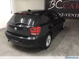 auto 5 porte bmw 116d garantite boite auto 5 porte cuir gps te koop 2dehands be