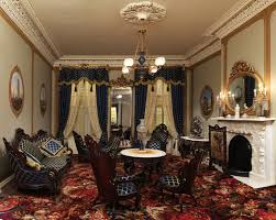 Furniture Of Drawing Room Second Empire Rococo Revival Drawing Rooms Rococo And Victorian