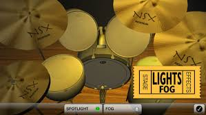 Drum Set Lights Spotlight Drums Pro The Drum Set Formerly Known As 3d Drum Kit