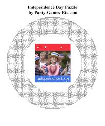 independence day party games free printable games and activities