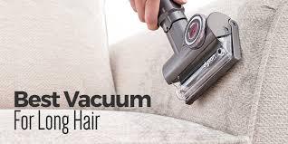 best vacuum for long hair 2017 cleansuggest