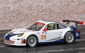 porsche gt3 rsr carrera 27209 porsche 997 gt3 rsr 71 tafel racing sebring 2007