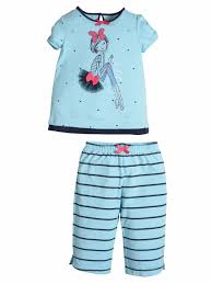 lem sleep ballet 2pc ballerina print pajama set